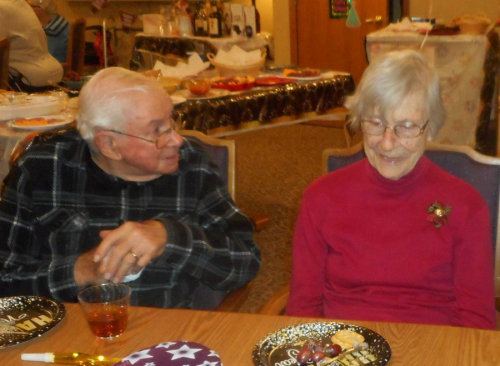Image from The Heritage East Troy New Year's Celebration.